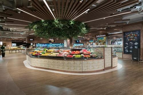 唐山齐全的超市购物商城