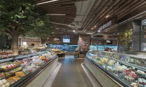 本溪各地的超市购物加盟